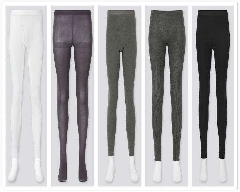 8 Warmest Tights For Your Loved One
