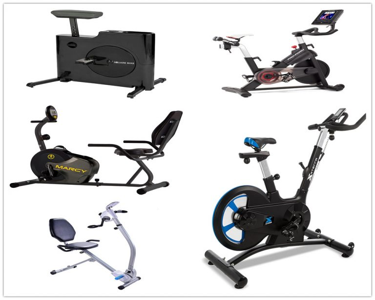 8 Exercise Bikes Everyone Loves at Home 2020